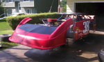 Late Model Roller Rocket Chassis
