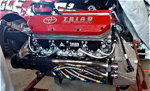 Championship Triad NASCAR Toyota Engines