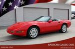 1996 Chevrolet Corvette Base 2dr Convertible