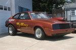 79 Pinto Drag Car
