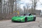 2003 Corvette Z06 Race Car - low miles