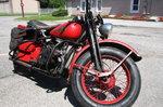 1942 Harleydavidson xa