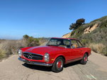 1969 Mercedes-Benz 280SL  for sale $34,500