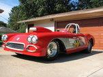 1958 Corvette Roadster  for sale $31,000