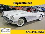 1960 Chevrolet Corvette  for sale $78,850
