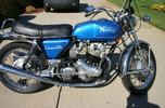 1973 Norton 750 Commando  for sale $8,000
