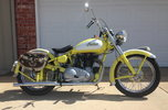 1949 Indian Scout Super Sport 249  for sale $9,000