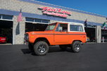 1970 Ford Bronco for Sale $69,995