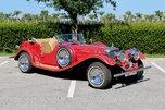 1937 Jaguar SS100  for sale $14,900