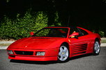 1989 Ferrari 348 TS  for sale $55,000