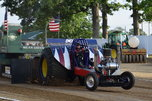 Hot Rod Pulling Tractor - Less Engine  for sale $9,500