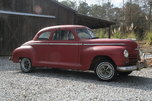 1947 Plymouth Business Coupe  for sale $5,500