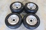 "Set of 4 - 14"" Aluminum Wheels  for sale $225"