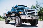 2011 F650 CUMMINS 4X4 MONSTER TRUCK  for sale $67,500