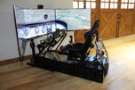 CXC Simulations Motion Pro II Racing Simulator (2011 Model -  for sale $29,435