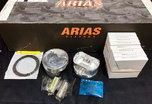LS2 ARIAS PISTONS, 4.005 BORE, 4.000 STROKE, -27.95 DISH  for sale $400