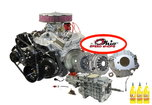 SBC 383 430HP Deluxe Engine with 5-Speed Trans  for sale $10,150