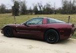 2003 Corvette 50th Anniversary w/550 HP  for sale $27,000