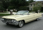 1962 Cadillac Series 62 Convertible  for sale $17,499