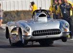 Don Davis 57 Corvette Roadster  for sale $52,000