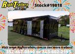 2020 8.5 x 32 Cargo Mate Race Trailer  for sale $24,999