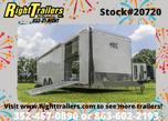 2021 ATC Custom Trailer