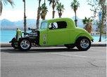 1933 Chevy 3 Window Street Rod  for sale $18,000