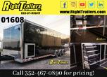 2021 8.5x34 Haulmark Race Trailer Trailer for Sale