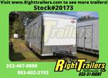 2021 8.5'x32' Cargo Mate Race Trailer  for sale $27,999