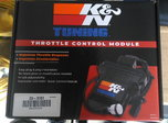 K&N Throttle Control  for sale $195