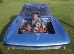 Blown 63 Corvette Split Window Tube Chassis Door Car  for sale $28,500