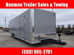 2020 United Trailers XLT 8.5X28TA52 Car / Racing Trailer  for sale $11,900