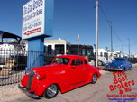 1937  chevy   2 DR Deluxe Coupe   for sale $44,995