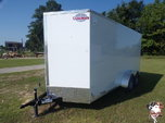 2021 Cargo Mate Cell Tech 7 x 16 Enclosed Cargo Trailer  for sale $13,999
