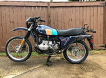 1983 BMW R80G/S motorcycle  for sale $3,900