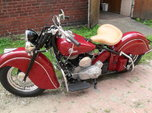 1946 Indian Chief Professionally Restored  for sale $13,680