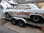 1966 Chevrolet Biscayne race car  for sale $14,200