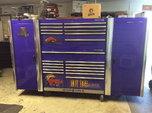 Matco purple tool box se  for sale $7,500
