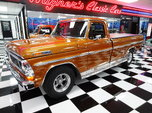 1972 Ford F-100  for sale $25,900