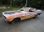 Kushi & Flynn Yankee Peddler 1971 Dodge Challenger Funny  for sale $2,895