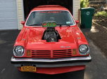 1974 Chevy Vega Panel Wagon  for sale $15,000