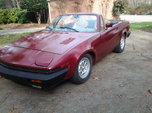 1980 Triumph TR8  for sale $12,000