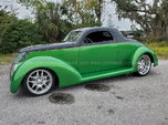1937 Ford Coupe Phantom  for sale $25,500