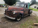 1953 Chevy 3100  for sale $2,500