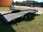 20 ft open trailer  for sale $2,500