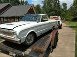 1962 Ford Ranchero  for sale $3,000
