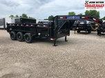 2020 Load Trail 83X16 Dump Trailer #5450