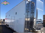 Used 2005 Performax 36' Stacker Trailer for Sale $59,000
