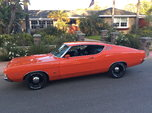 1969 Ford Torino  for sale $46,500