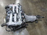 Nissan VG30 Engine and 5 Speed Transmission Twin Turbo 300Z  for sale $2,500